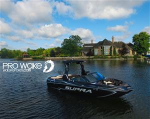 ProWake Private Surf Session on Wawasee or Tippy Lake