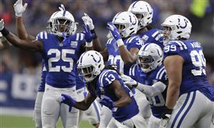 4 Tickets to your choice of Colts Home Game 2019